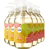 Amazon Brand - Presto! Biobased Hand Soap, Wild Citrus Scent, 12 Fluid Ounces, Pack of 6