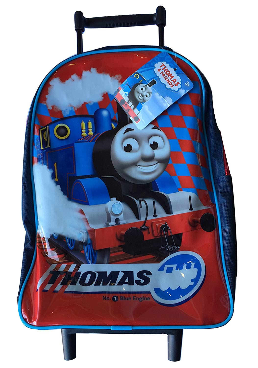 Thomas the Tank Engine 'Ride the Rails' Wheeled Bag