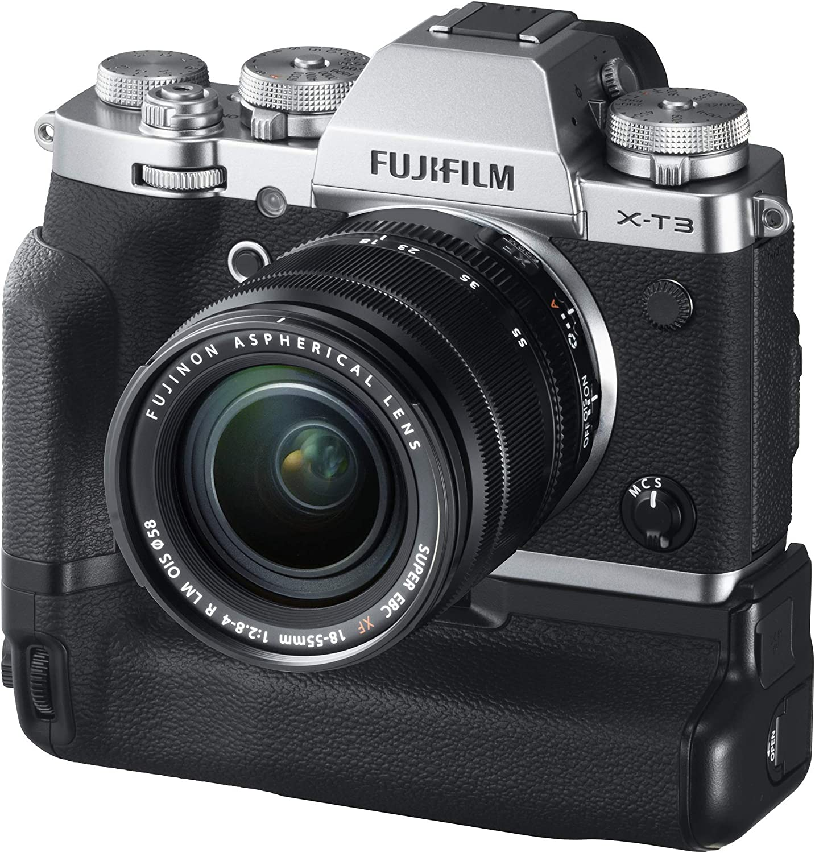 - Black Renewed Body Only Fujifilm X-T3 Mirrorless Digital Camera