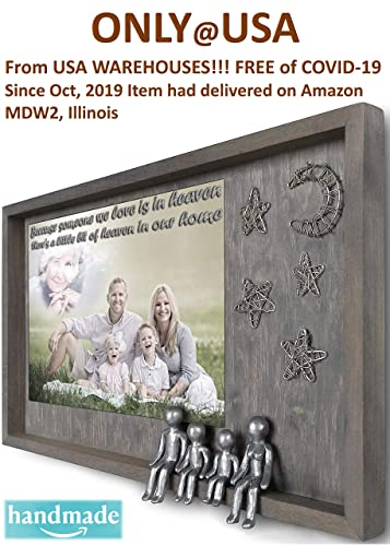Those we love personalizable memorialbereavement sign; sympathy plaque; personalized bereavement photo frame; loss of loved one