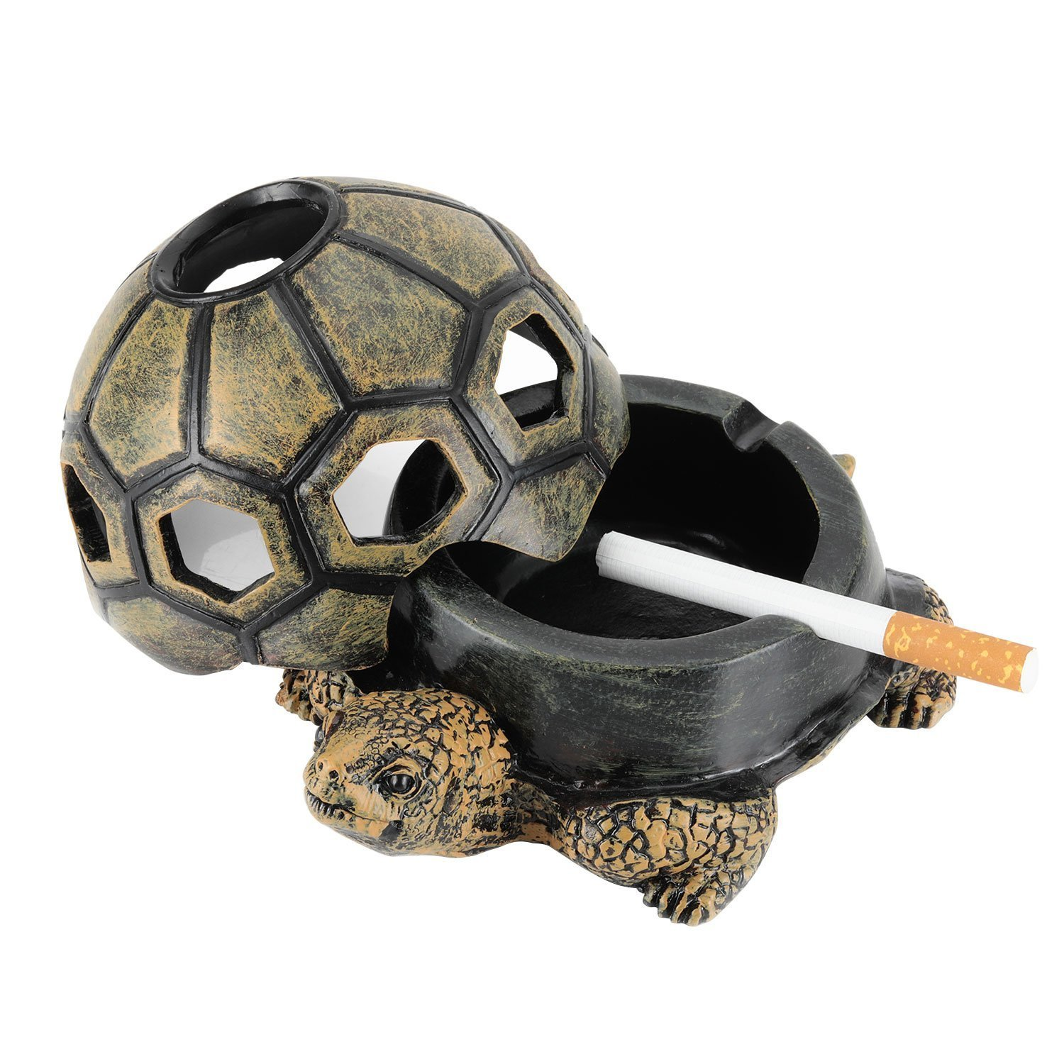 Scotte novelty turtle cigar ashtray/outdoor ashtray/ashtray outdoor for home or gift KG0706