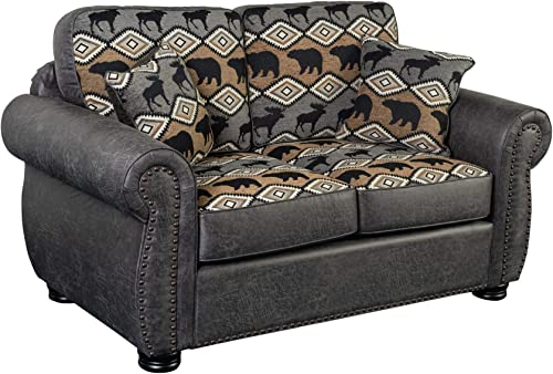 Porter Designs Hunter Love Seat