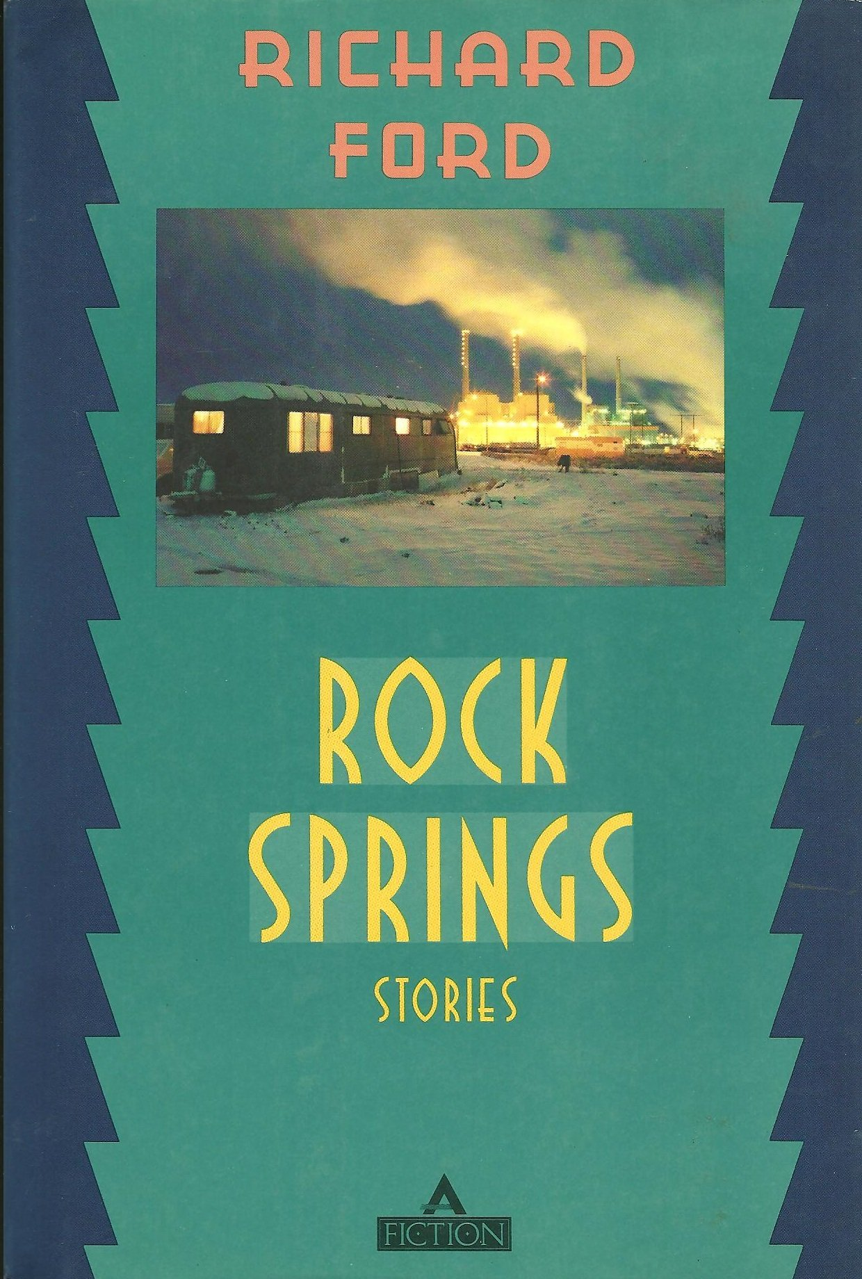 Rock Springs, Ford, Richard