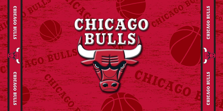 NBA Chicago Bulls Fiber Reactive Beach Towel
