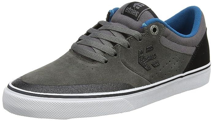 Etnies Marana Vulc Sneakers Skateboardschuhe Herren Grau/Schwarz/Blau