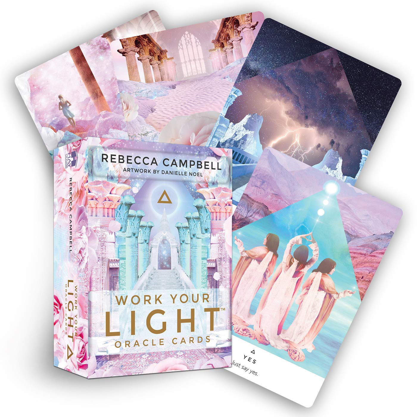 Work Your Light Oracle Cards: A 44-Card Deck and Guidebook
