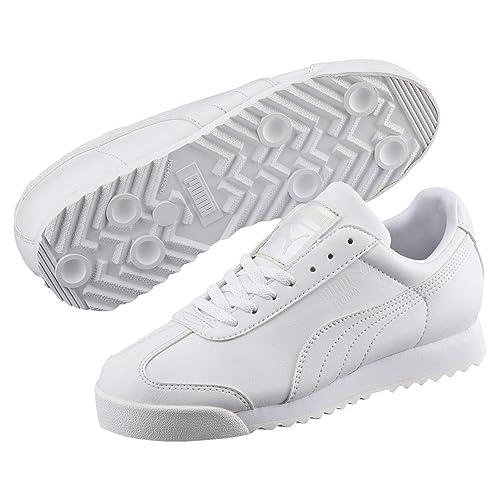 Puma Niños Roma Basic Zapatillas Deportivas: Amazon.es: Zapatos y complementos