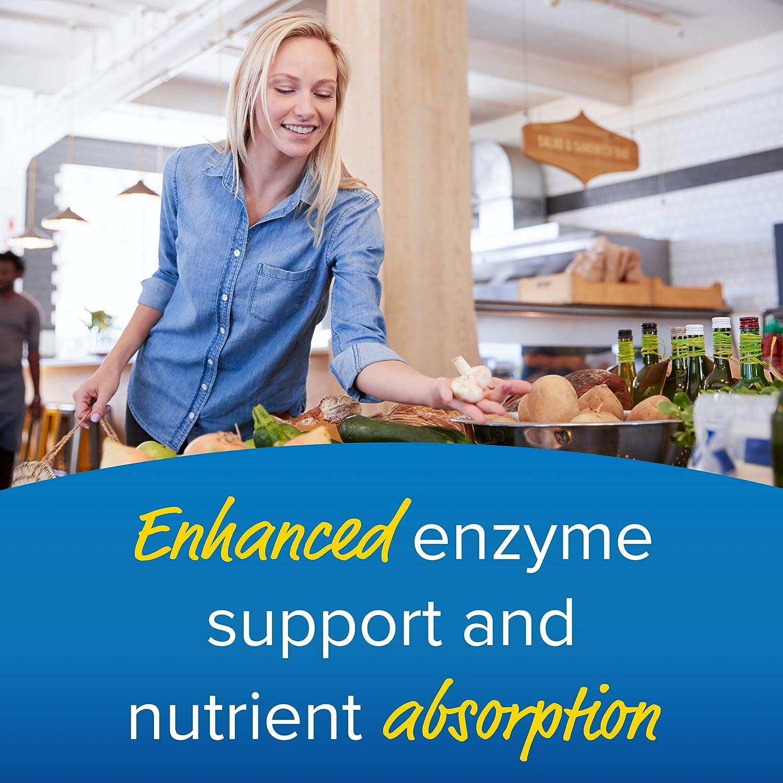 Amazon.com: Enzymedica – Resumen – Complete enzima Fórmula ...
