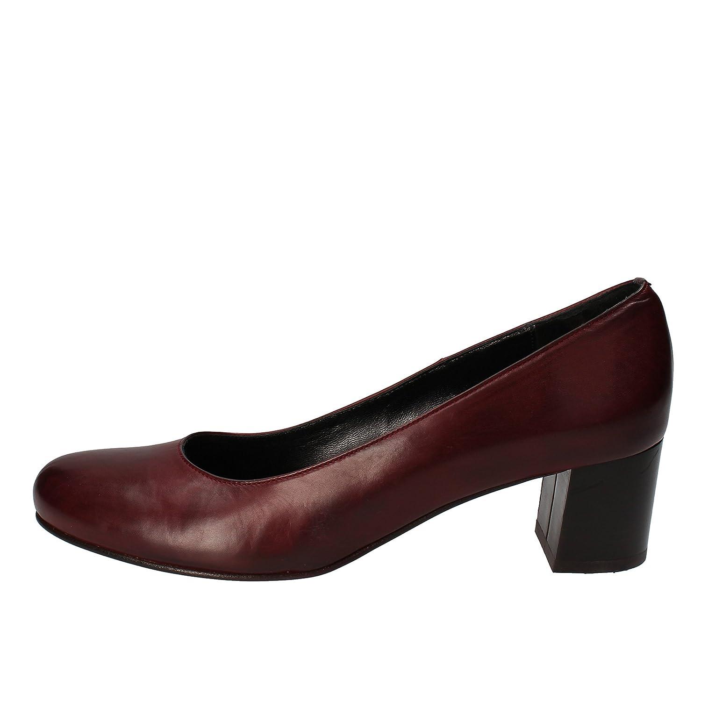 - CALPIERRE Pumps-shoes Womens Leather Purple