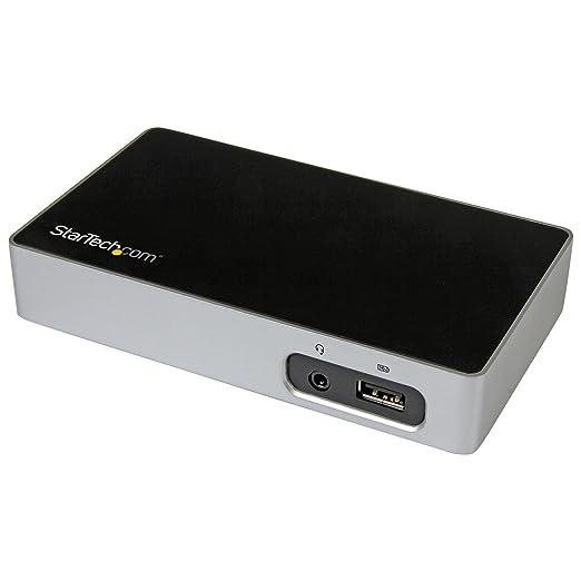 8 opinioni per StarTech.com Docking Station universale video DVI a USB 3.0 per Portatili