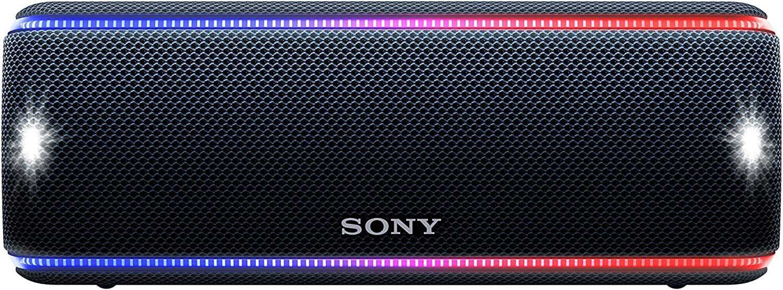Sony SRS-XB31 Portable Wireless Bluetooth Speaker - Black - SRSXB31/B (Renewed)