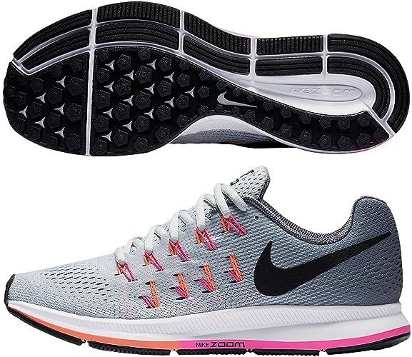 Nike W Air Zoom Pegasus 33 (W), Zapatillas de Running para Mujer ...
