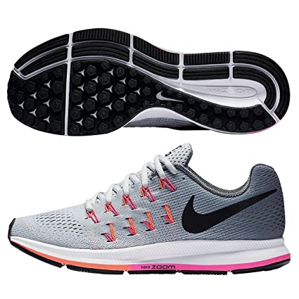 Amazon.com  Women s Nike Air Zoom Pegasus 33 (Wide) Running Shoe (6.5 D -  Wide)  Everything Else 869403d84