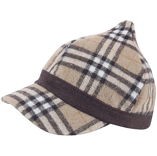 24407326 RaOn B471 New Horn Check Wool Pattern Viking Trendy Cute Magic Ball ...