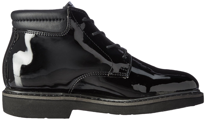 Rocky Men's 6 Inch Professional Dress 500-8 Work Boot,Black,10 XW US by Rocky (Image #7)