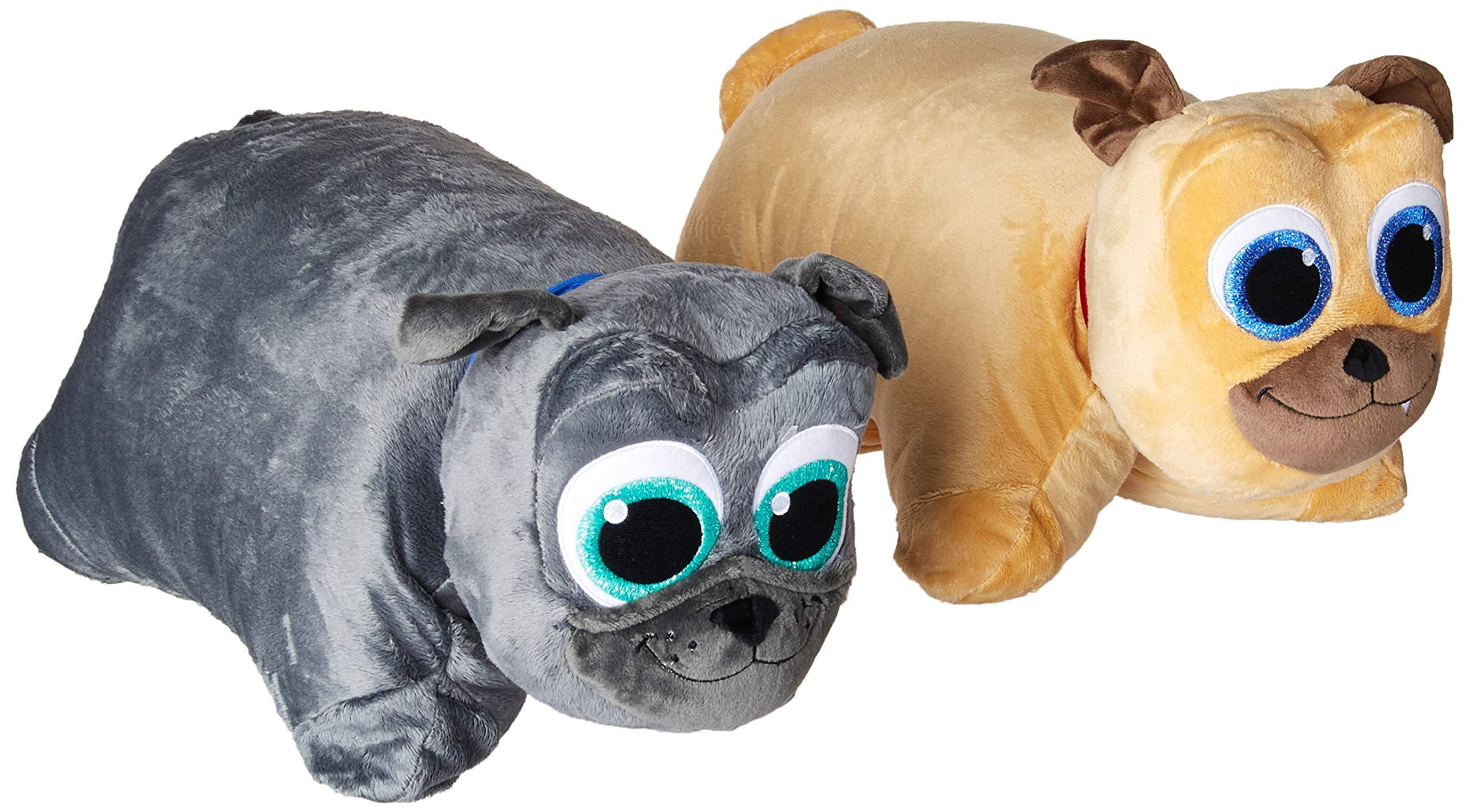 Pillow Pets Bingo & Rolly - Disney Puppy Dog Pals 16'' Plushes