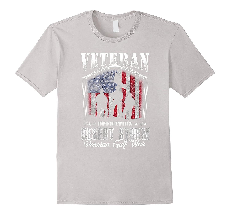 Tee Shirt Veteran Operation Desert Storm Persian Gulf War