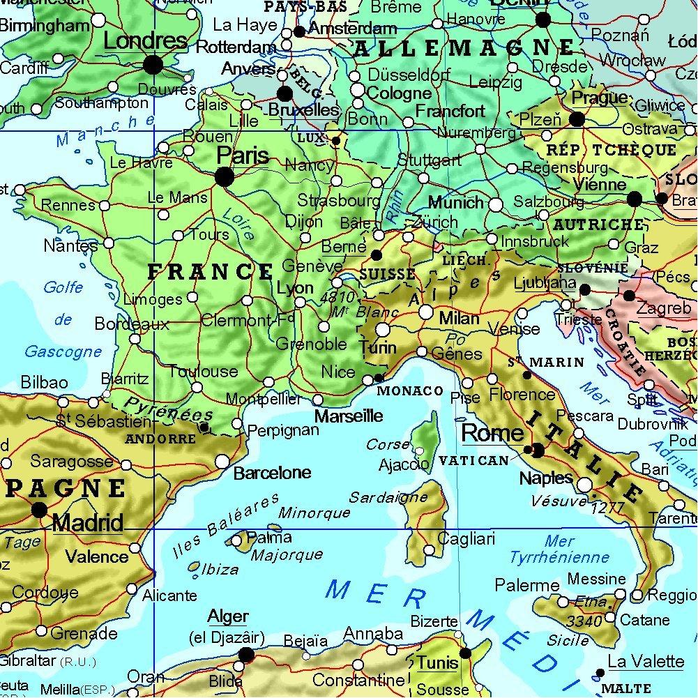 le monde (édition 2012): 9782067170407: Amazon.com: Books