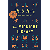 The Midnight Library: A Novel book cover