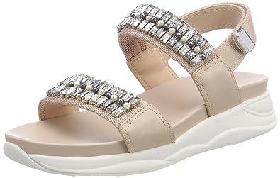 0b5d57a6d79 Aldo Women s Eloima Open Toe Sandals  Amazon.co.uk  Shoes   Bags