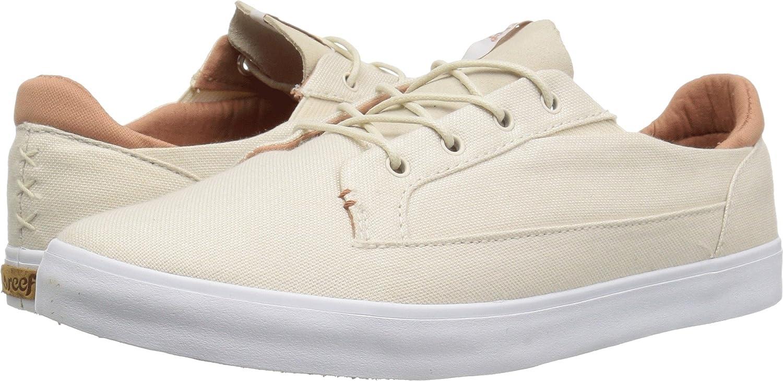 Reef Women's Iris Sneaker B077V548XQ 8 B(M) US|Cream