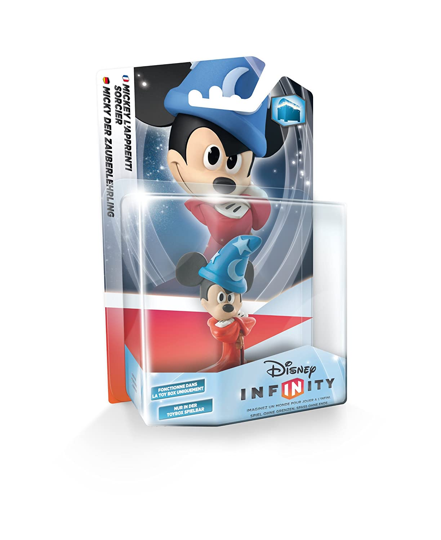 Mickey lapprenti sorcier Figurine Disney Infinity