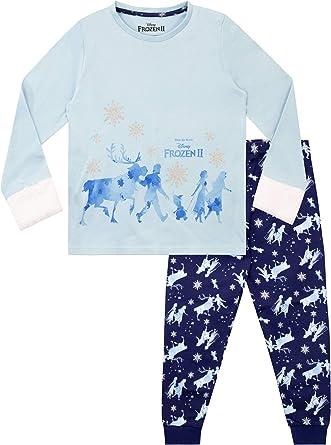 Disney Ensemble De Pyjamas La Reine des neiges Fille