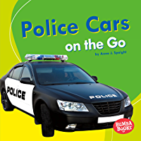 Police Cars on the Go (Bumba Books ® — Machines That Go)