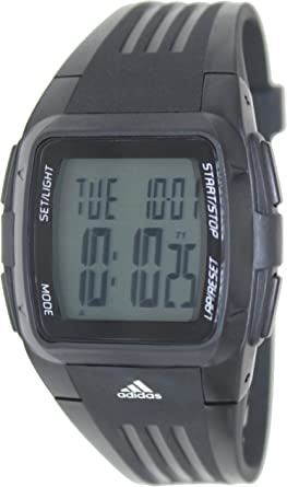Sophie Enciclopedia Sede  adidas Performance - Reloj Digital de Cuarzo para niño con Correa de  plástico, Color Negro: Adidas: Amazon.es: Relojes