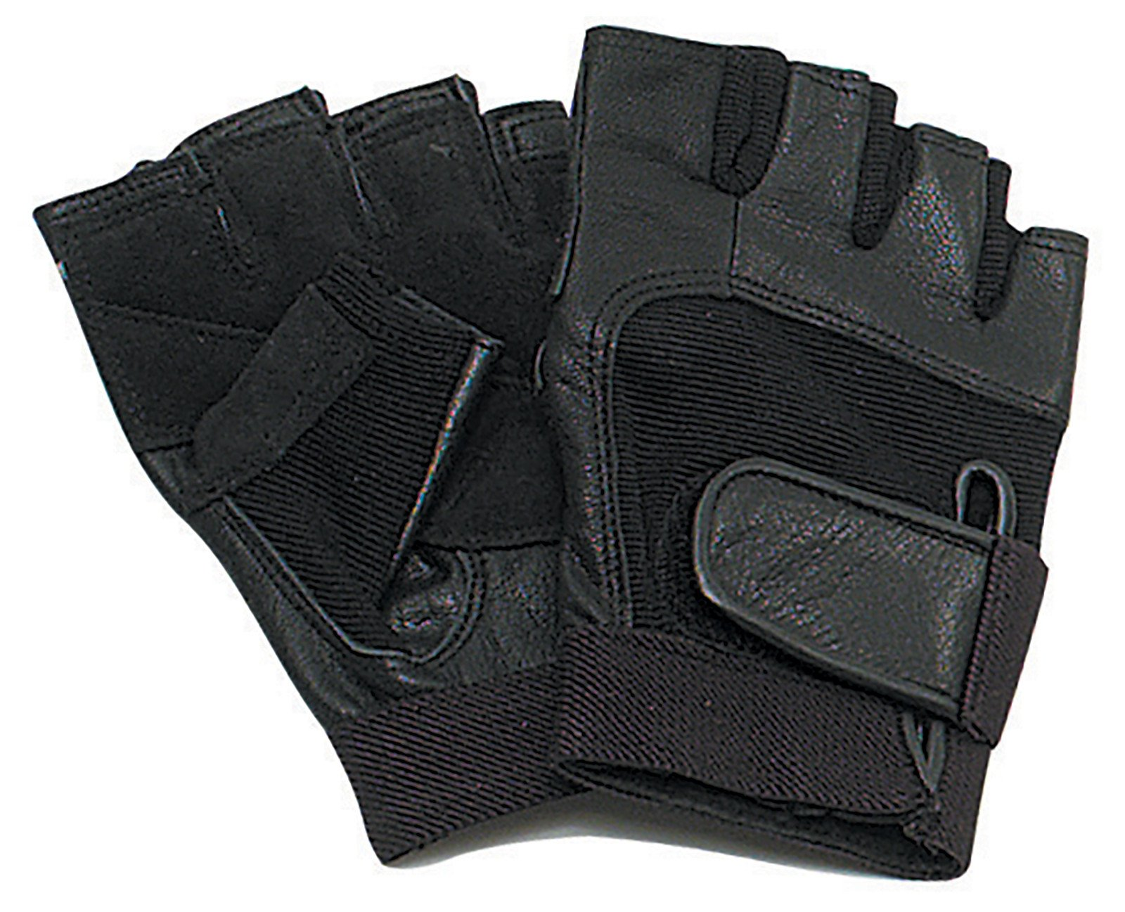 Ever-Dri Director's Showcase Color Guard Gloves (Black, Small)