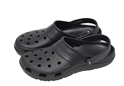 official photos e2c7b 0f6df Jibbitz by Crocs Unisex Herren/Damen/Kinder Clogs Schwarz ...