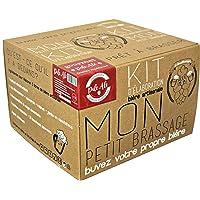 Mon Petit Brassage | Kit Brassage Bière | Pale Ale 5,6% Alc. | Mode d'Emploi FR/EN | Bière artisanale pour brasser à la maison