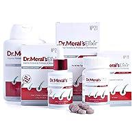Dr. Meral's Elixir - Complete Hair Growth Kit: Hair Growth Serum, Hair Loss Shampoo...