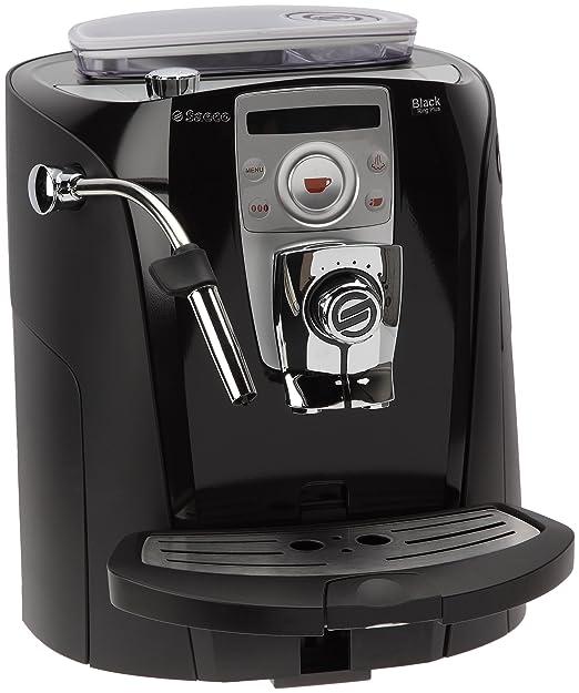 Saeco Black Ring Plus RI9826/11 - Cafetera de espresso ...