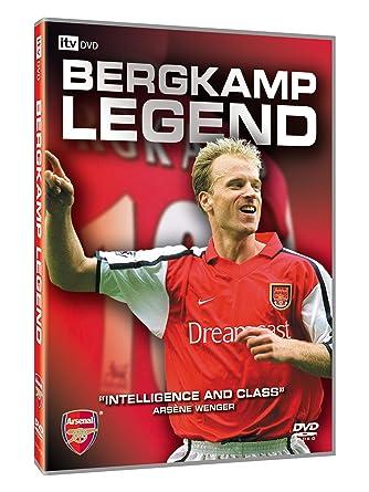 457cf2d8c86 Dennis Bergkamp  Legend  DVD   Amazon.co.uk  DVD   Blu-ray