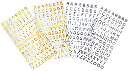 Gold Alphabet Sticker Letters Adhesive Letters Small Letter Stickers Glitter Letters Stickers Alphabet Letter Stickers Glitter Alphabet Stickers Glitter Sticker Letters 1//2 Small Sticker Letters