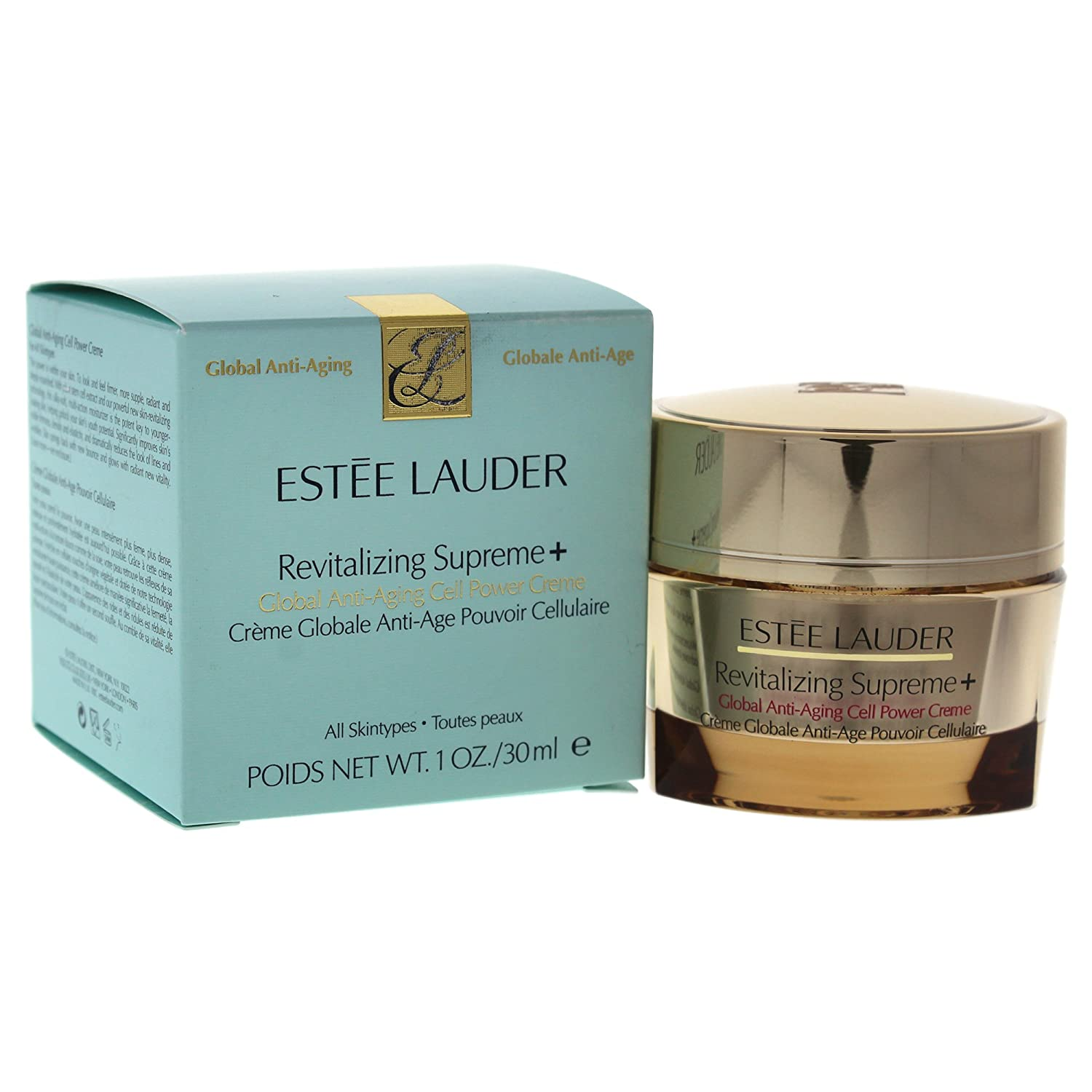 Com Estee Lauder Revitalizing Supreme Plus Global Anti Aging Creme For Women 1 Ounce Beauty