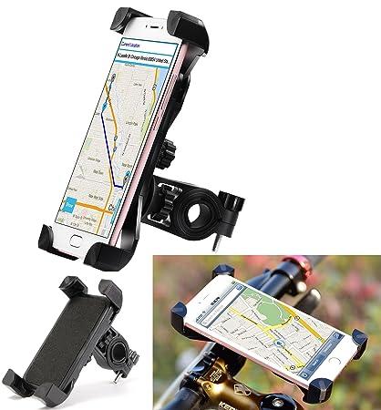 BPS - Soporte universal para manillar de bicicleta, para teléfono móvil, iPhone, GPS