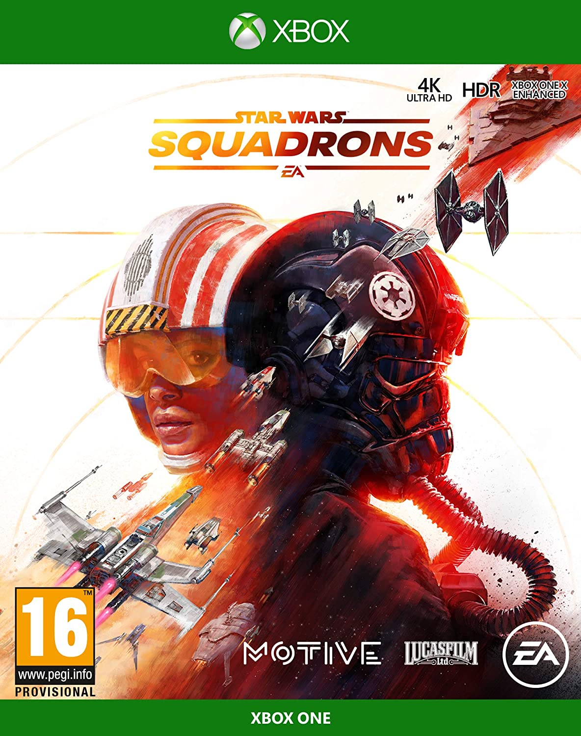 Xbox One - Star Wars: Squadrons - [Versión Italiana]: Amazon.es ...