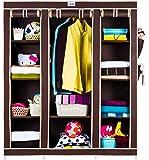 CbeeSo 10 Racks Foldable Wardrobe