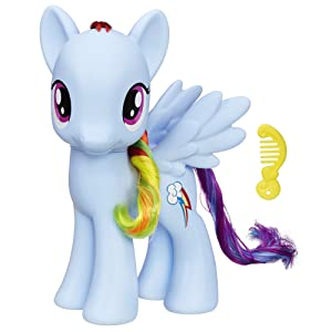 My Little Pony Friendship is Magic Rainbow Dash 8-Inch Figure