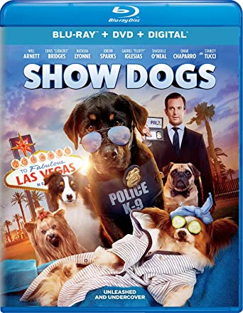 Poster of Show Dogs 2018 Full Hindi Dual Audio Movie Download BluRay Hd 480p