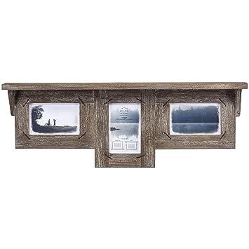 Amazoncom Prinz 3 Opening 4x6 Barnswood Ledge Wood Frame