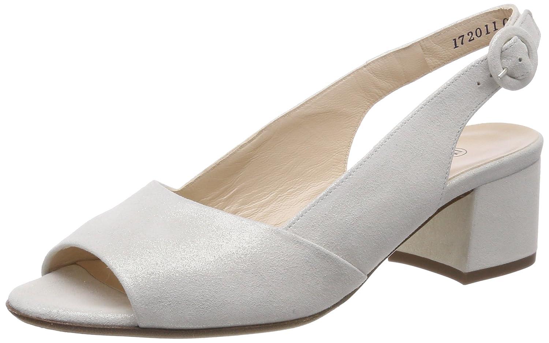 Peter Kaiser Caty, Zapatos de Tacón con Punta Abierta para Mujer 39 EU