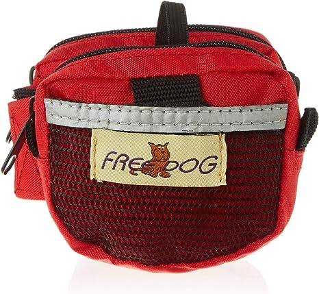 Freedog FD6000032, Bolsillos para Correa Extensible, Rojo: Amazon ...