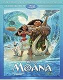 Moana (Bilingual) [3D Blu-ray + Blu-ray + DVD + Digital HD]