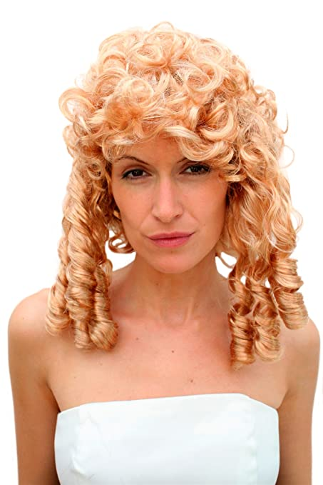 Party/Fancy WIG ME UP - LM-161-27SM613 - Peluca barroca,