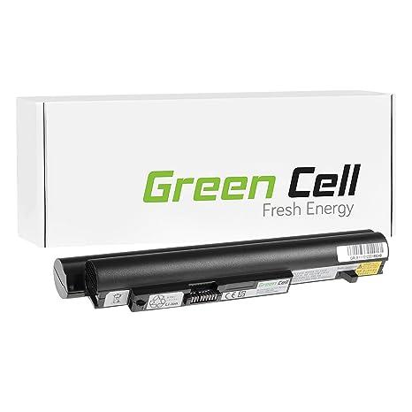 Celda verde® L09 C3B12 batería para Lenovo para ordenador portátil negro negro Standard - Green