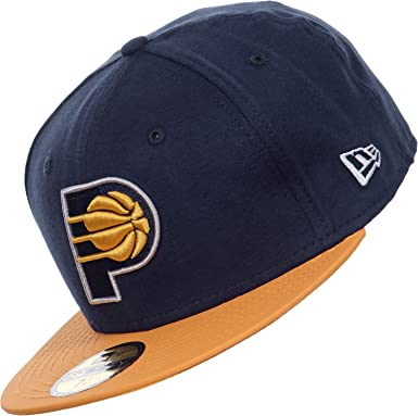 premium selection a386f 310b2 New Era Indiana Pacers Jersey Pop 59FIFTY Fitted NBA Cap 7 5 8