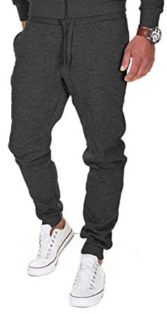 d3966842c7 Merish Jogging Hommes Pantalon de Sport Jogger Homme Survêtement Coton Slim  Fit 211: Amazon.fr: Vêtements et accessoires